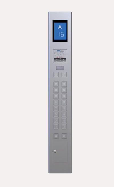 Botoneras BLT para Elevadores Modelo C105Q