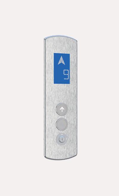 Botones para Ascensor Modelo H107A