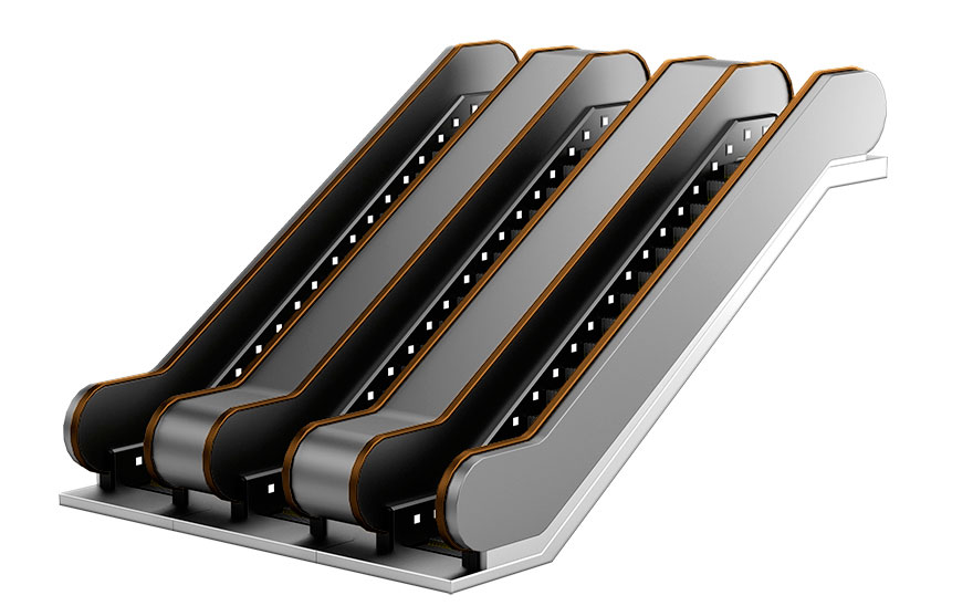 Escalera electrica diseño