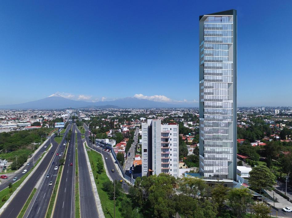 Torre Quore Puebla