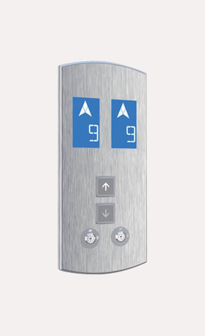 Boton para Ascensor Modelo H108AB