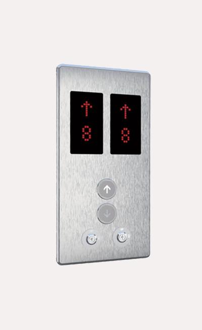 Botones para Ascensores Modelo H109AB