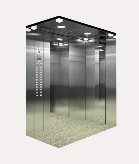 Empresa de ascensores con cuarto de maquina Modelo K195