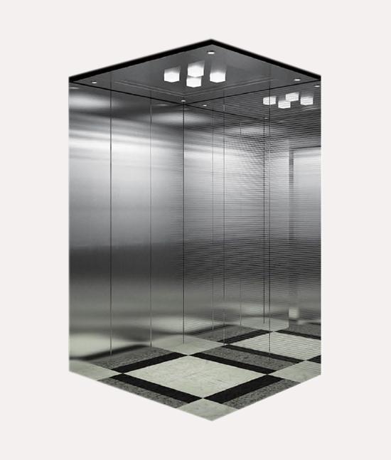 Empresa de ascensores sin cuarto de maquina Modelo K192