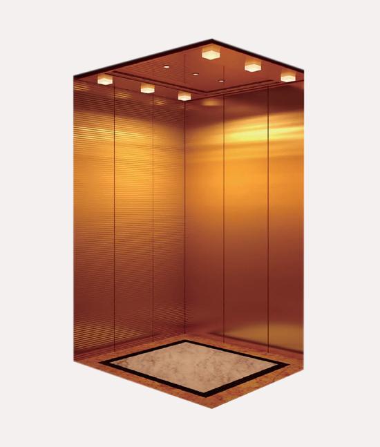 Empresa de elevadores con cuarto de maquina Modelo K194