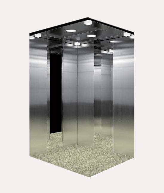 Empresa de elevadores con cuarto de maquina Modelo K191