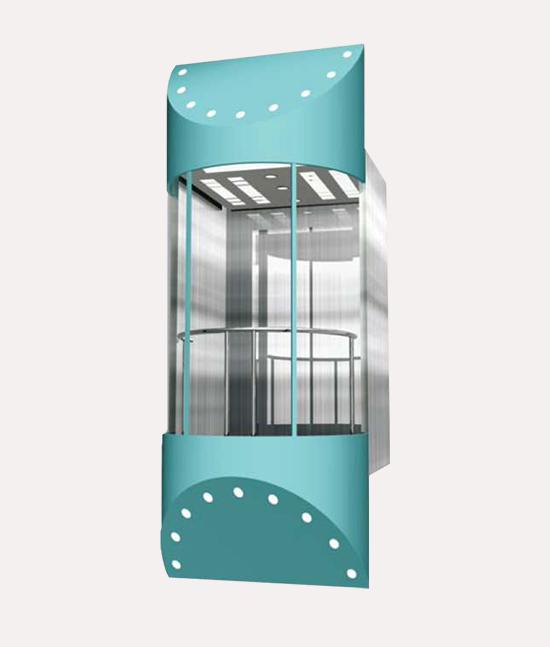 Empresa de elevadores panoramicos Modelo G016
