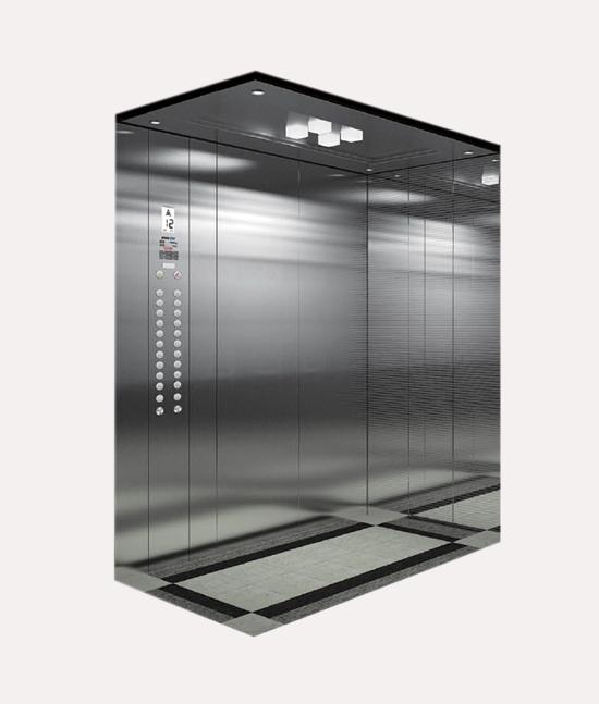 Empresa de elevadores sin cuarto de maquina Modelo K196