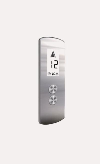 Fabrica de botoneras para ascensores Modelo A148A