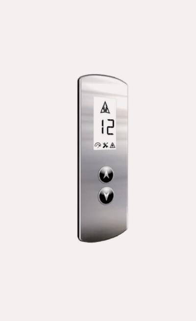Fabrica de botoneras para elevadores Modelo A147A