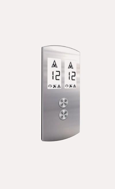 Fabrica de botones para ascensores Modelo A148AB