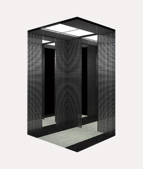 Fabricante de elevadores con cuarto de maquina Modelo k193