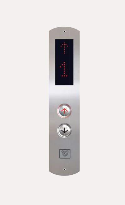 Instalacion de botoneras BLT Mexico Modelo HBG1001
