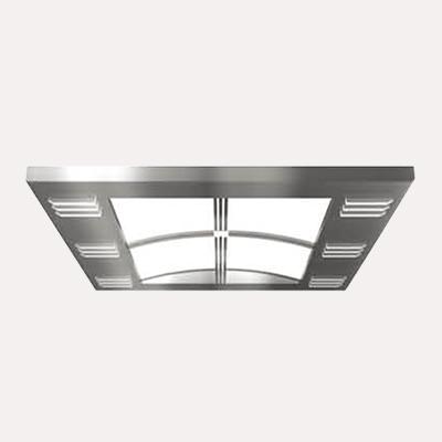 instalacion de plafon para elevador Modelo PD015