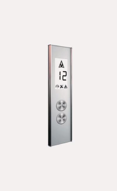 Prototipos de botones para ascensores Modelo A139A