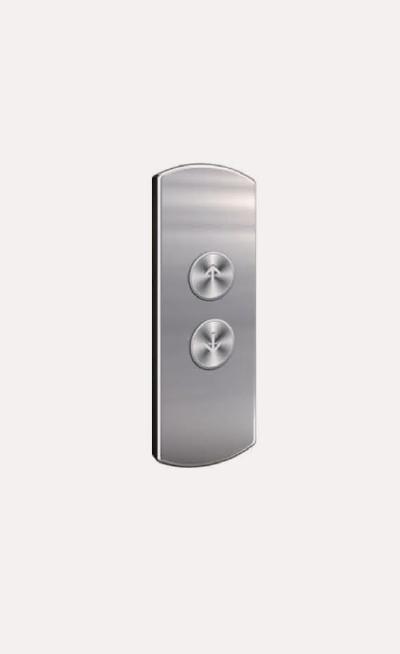 Proveedor de botones para elevadores Modelo 162C